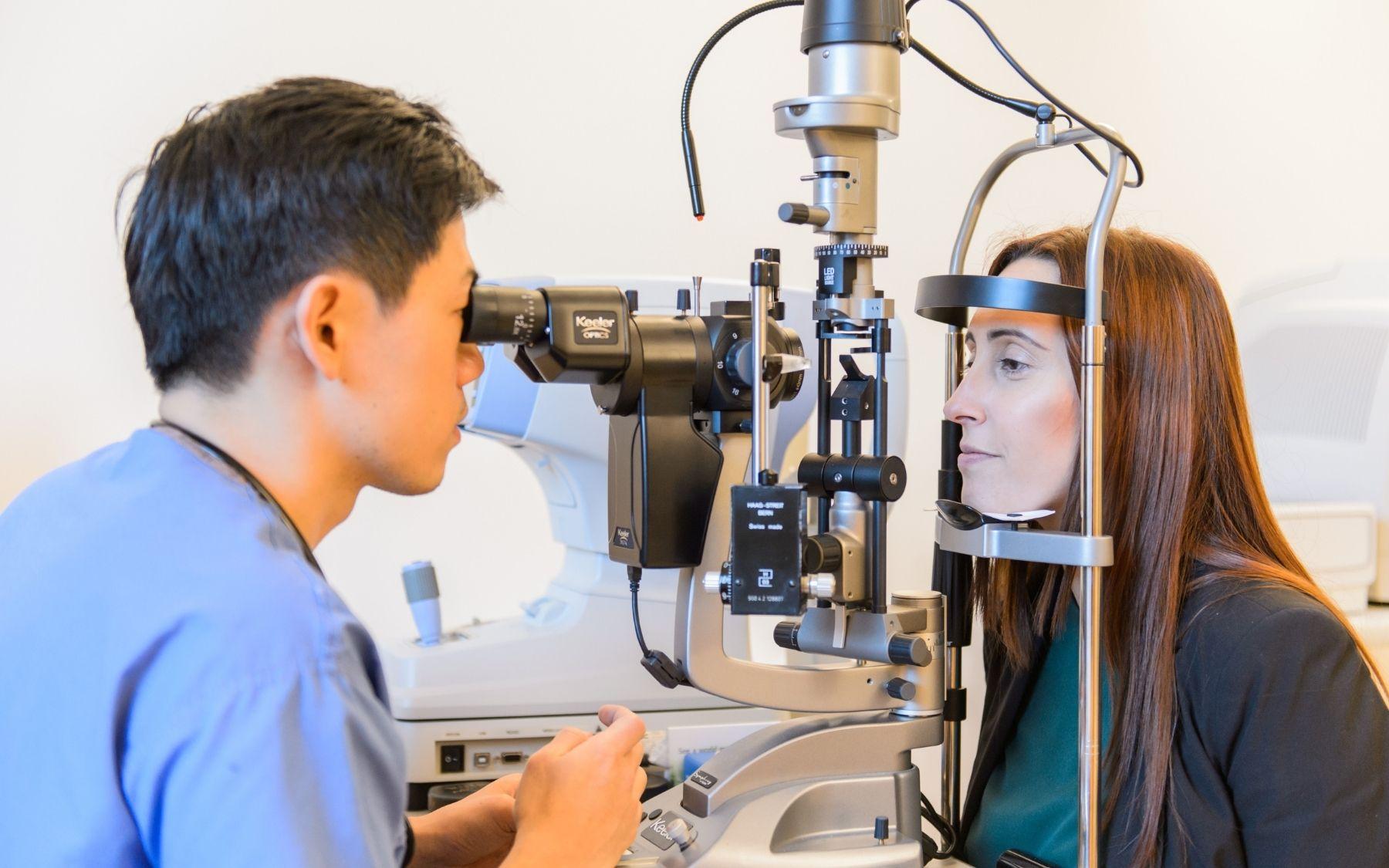 HSEH Eye Test London